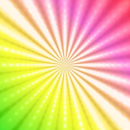 rainbow background: Abstract radiant rainbow background. Abstract gradient background