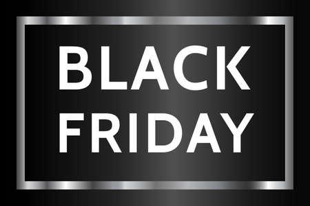 Black Friday Sales Label. Black friday Design, Sale, Discount, Advertising, Marketing, Price tag. Vector illustration