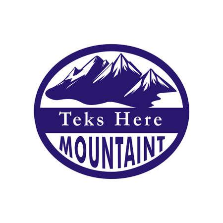 peak: Mountain, nature background, eps 10 (peak) Illustration