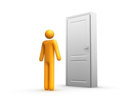 The Door Stock Photo - 9548381