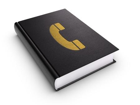 directorio telefonico: Libreta de tel�fonos.  Foto de archivo