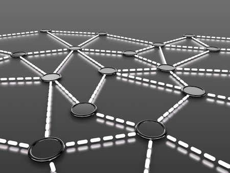 Network Stock Photo - 9549017