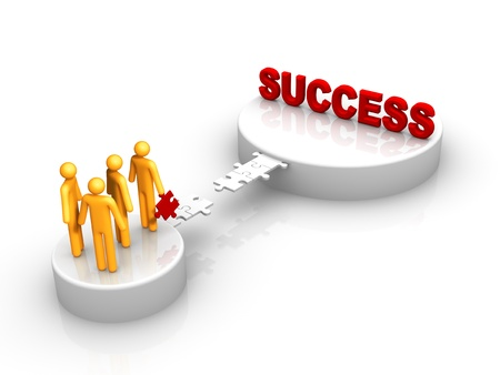 Group Success Stock Photo - 9548987