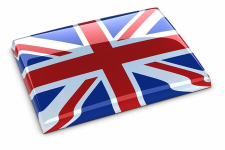 British Flag Stock Photo - 9596694
