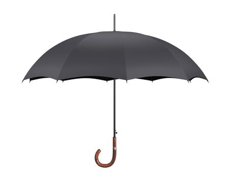 umbrella rain: Open Umbrella