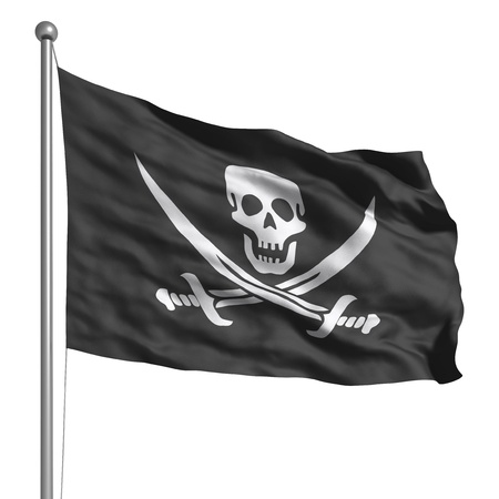 Pirate Flag photo