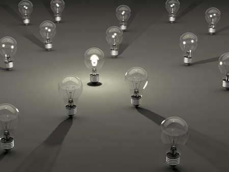 ingenuity: Light Bulb