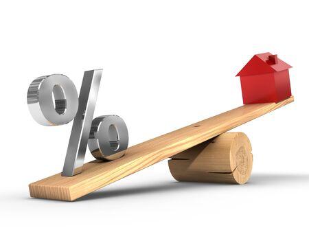 Real Estate. Stock Photo