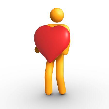 My Heart Stock Photo - 9646499