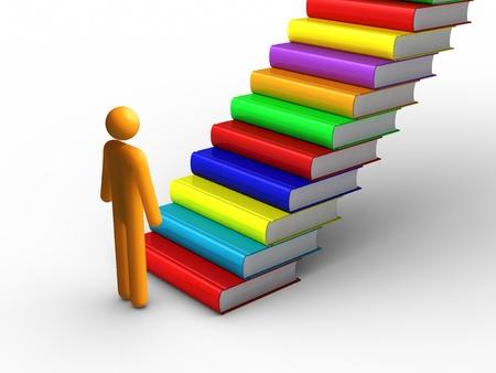Ladder of Success Stock Photo - 9646591