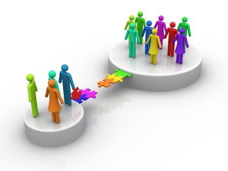 community group: Grupos