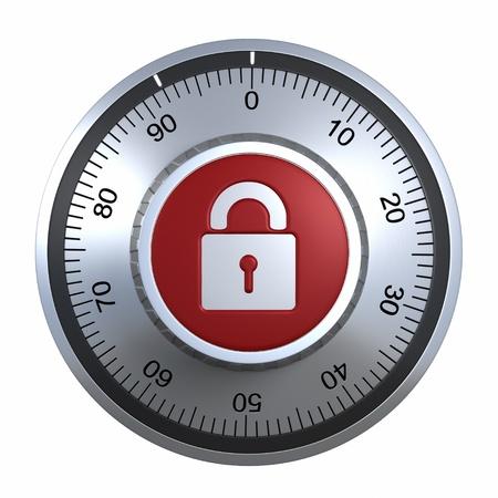 to lock: Serratura a combinazione con lucchetto
