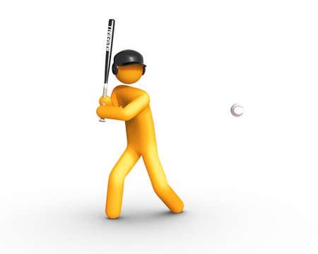 batting: Baseball