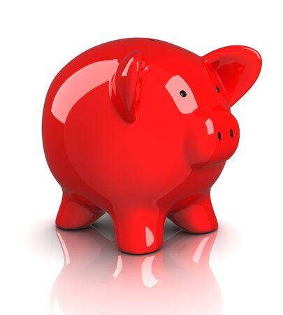 cuenta bancaria: Hucha (aislado)
