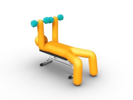 ambi��o: Exercising (Isolated)