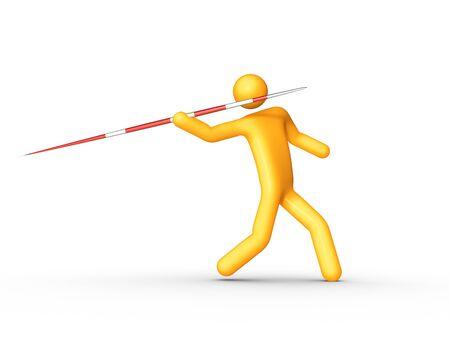 javelin: Javelin Stock Photo