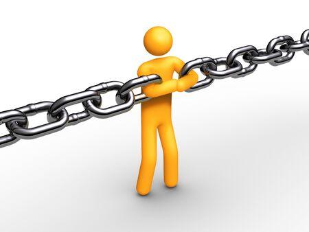string together: Link