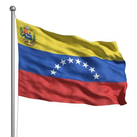Venezuela flag: Bandera de Venezuela