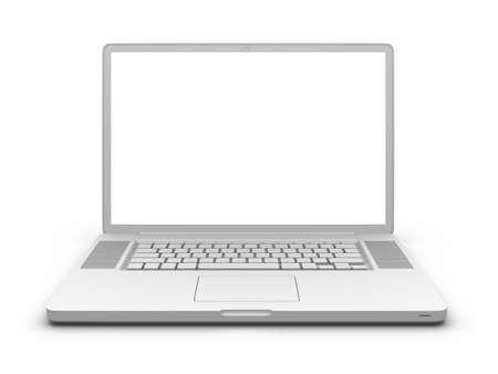 Laptop. Stock Photo - 9942828