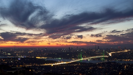 Bosphorus Bridge photo