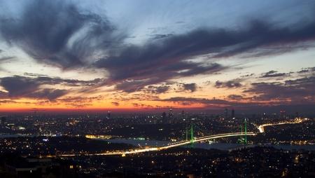 Bosphorus Bridge photo