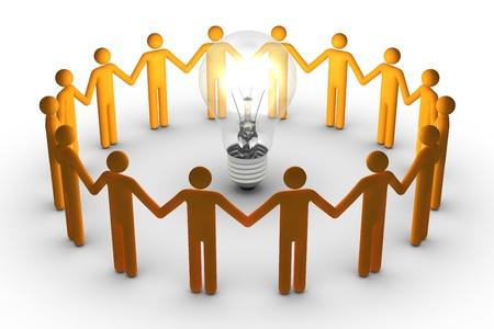 human fertility: Teamwork