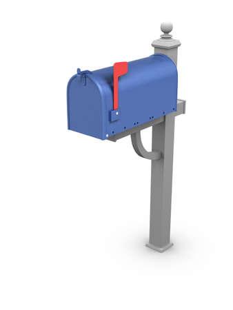 Mailbox Stock Photo - 9943183