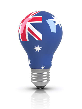 afflatus: ideas - Australia (Isolated)