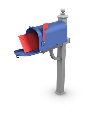 Mailbox. Stock Photo - 10033848