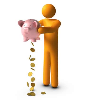 cashing: Cashing out