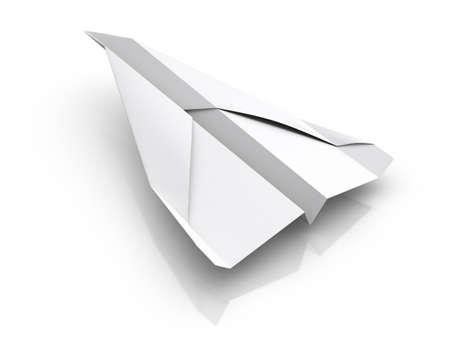 papierflugzeug: Papierflieger Lizenzfreie Bilder