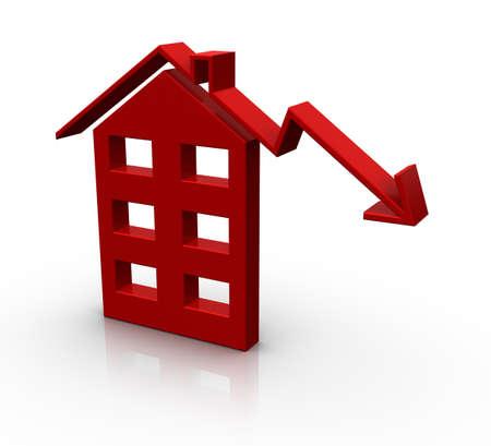 apartment market: Apartamento mercado a la baja