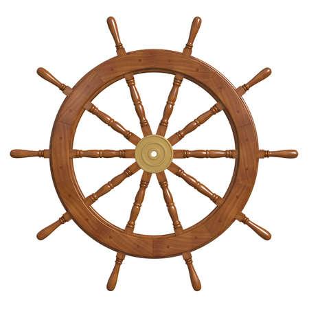 rudder: Ship Wheel
