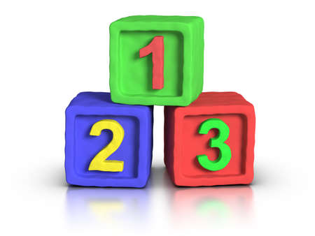 Play Blocks - Numbers photo