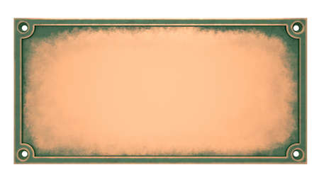 memorial plaque: Brass Plaque