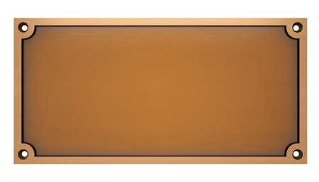 memorial plaque: Bronze Plaque