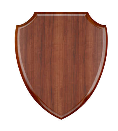 Wood plaque Stock Photo - 21646052