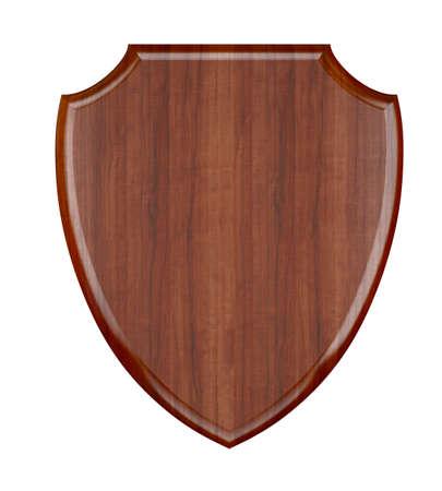 Wood plaque Stock Photo - 21646052