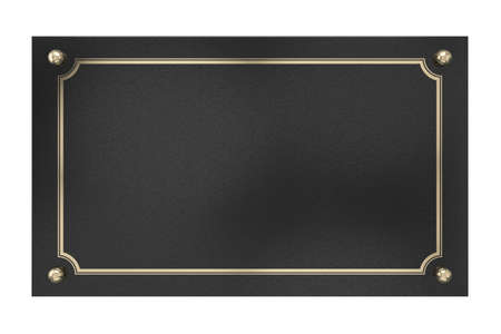 memorial plaque: Metal Plaque