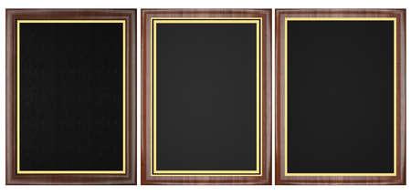 memorial plaque: Wood Plaque Collection