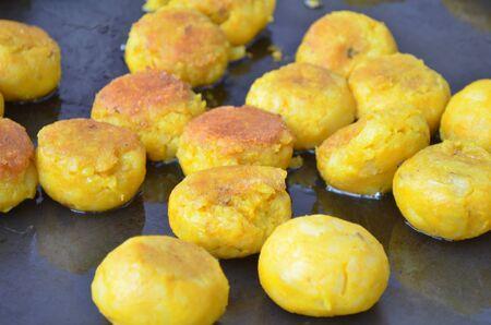 marathi: breakfast dish Stock Photo