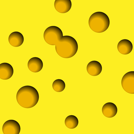 holes: Cheese with holes background or texture