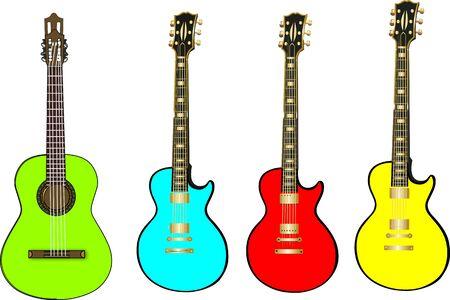 guitars Stock Photo - 15251667