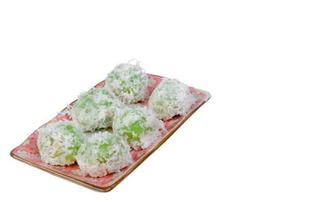 Malay traditional dessert called