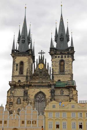 tyn: Church of Our Lady before Tyn, Prague