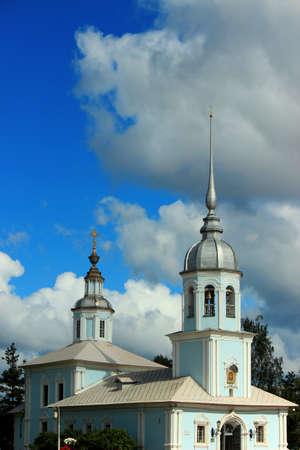 nevsky: Alexander Nevsky Church in Vologda City