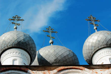 Domes of the ancient church