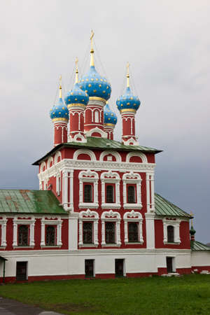 uglich russia: Church of St. Dmitry on the Blood in Uglich, Russia