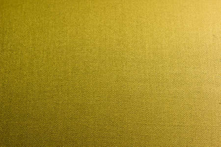 textile image: Abstract textile green background. Horizontal image Stock Photo