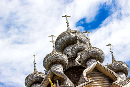 transfiguration: Domes of Church of the Transfiguration